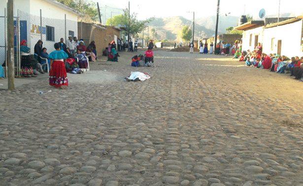 Investigación de asesinato de líder wixárica y hermano llegaría a Zacatecas