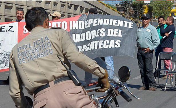 Proponen en Zacatecas municipalizar Tránsito