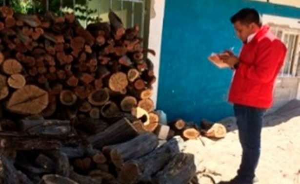 Clausura Profepa almacén de materias primas forestales en Zacatecas