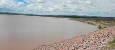 Aumenta nivel de presas en Zacatecas