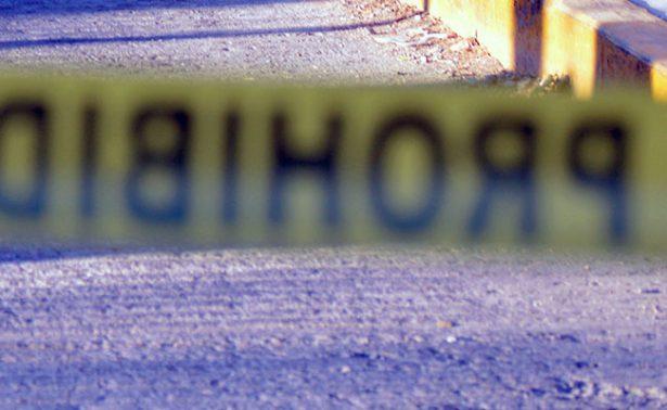 Ejecutaron a dos hombres en el centro de Calera