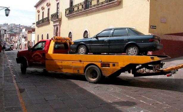Reconoce Sefin que fue ilegal asegurar vehículos