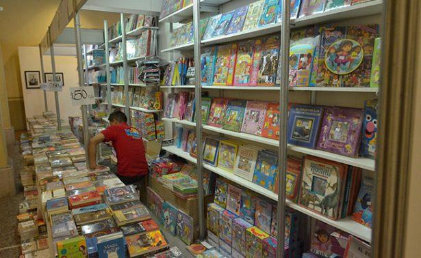 Inauguran en Zacatecas Feria Nacional del Libro
