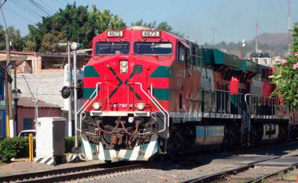 Libramiento ferroviario requiere inversión federal