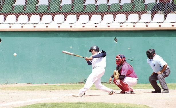 El beisbol local toma fuerza en el diamante