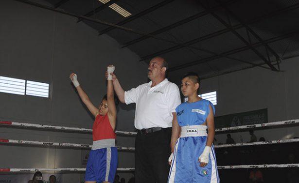 Realizan con éxito torneo de box en Fresnillo