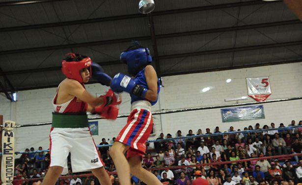 Mañana inicia el box amateur en Fresnillo
