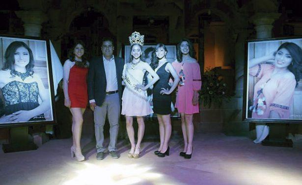 Presentan candidatas a reina de Enrique Estrada