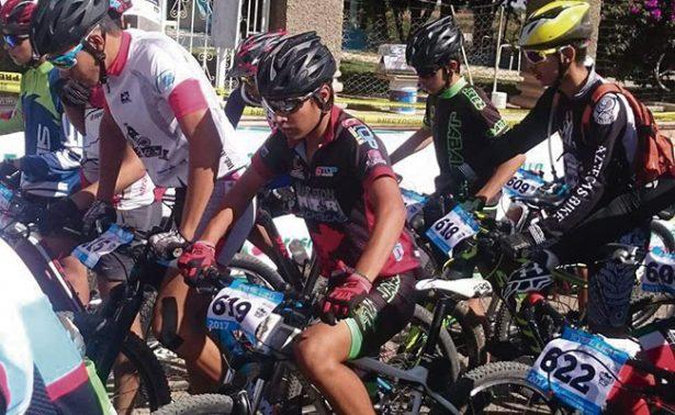 Un éxito la carrera ciclista en Fresnillo