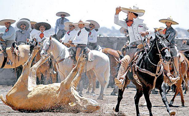 Río Grande sale triunfante del lienzo de Guadalupe