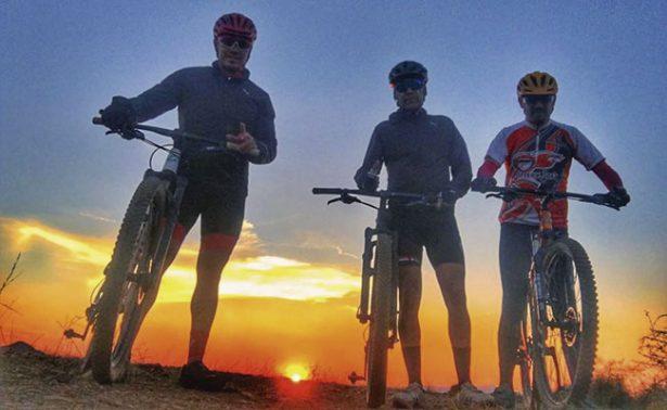 Ciclistas fresnillenses competirán en Tlaltenango