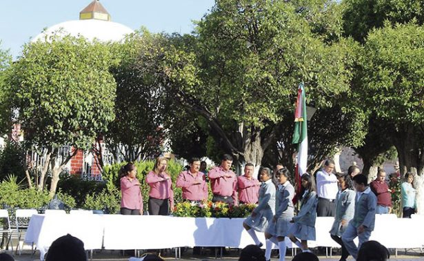 En Saín Alto conmemoran la Batalla de Puebla