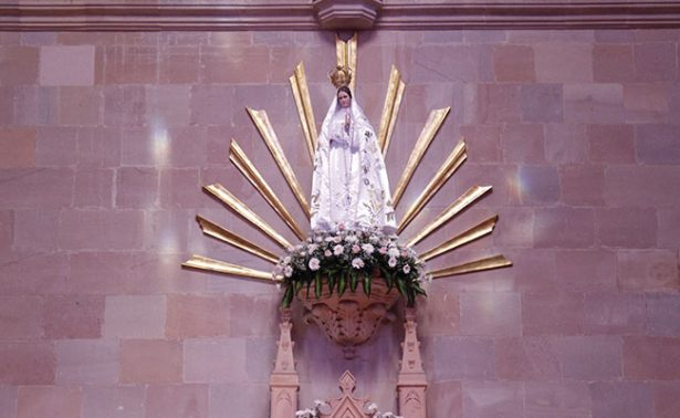 A cien años de las apariciones de la Virgen de Fátima