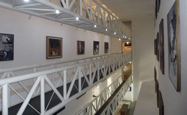Museo Manuel Felguérez, único en América Latina