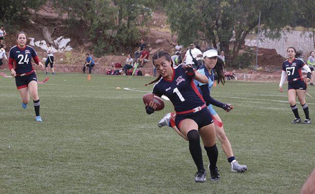 Tuzas se preparan de cara al Zacatecas Bowl