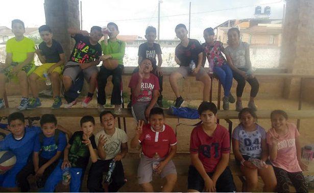 Pequeños futbolistas de Fresnillo rumbo a Saltillo