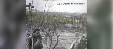 Luis Rubio presentó su obra literaria