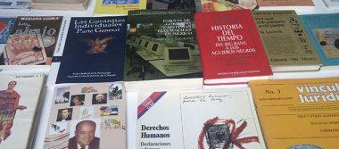 Inauguraron la Octava Feria del Libro Usado