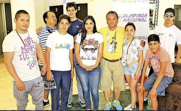 Zacatecanos regresan cargados de medallas