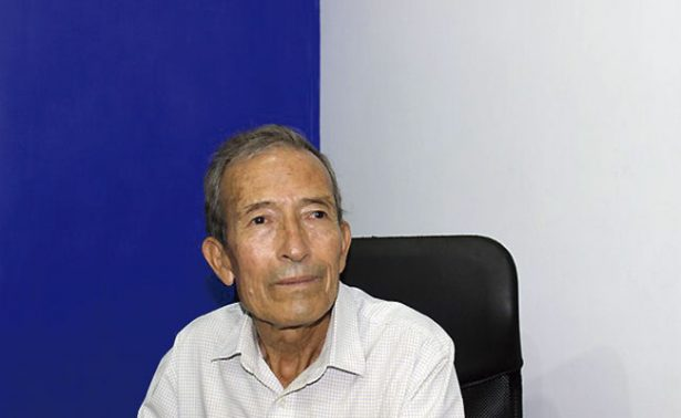 Profe Nachito, 40 años educando en el sur del estado