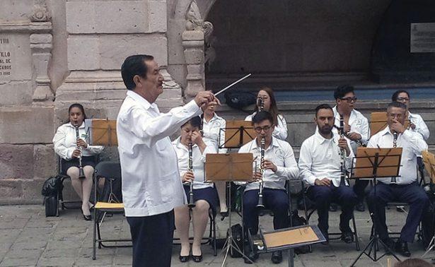 Extraordinario concierto de la Banda Sinfónica