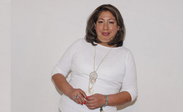 Lorena García, una madre de familia realizada