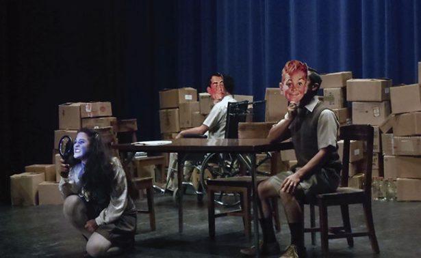 """Presentaron la obra de teatro """"Orégano"""""""