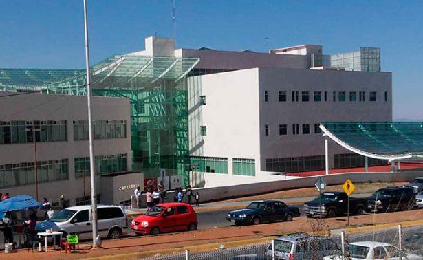Escasez de especialistas en el Hospital General de Zacatecas