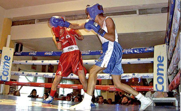 El box amateur llegó a la lona de Tlaltenango