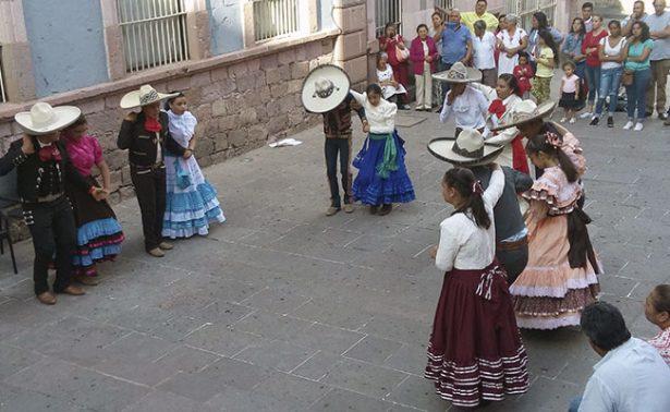 Jóvenes promueven la charrería en Zacatecas