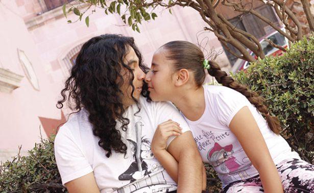 Armando Alvarado, un divertido padre soltero