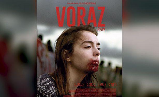 """""""Voraz"""", la cinta más exitosa en la Cineteca"""