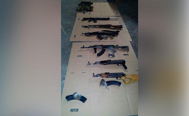 Decomisan casi dos toneladas de droga en Saltillo