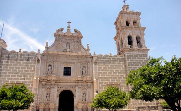 Apoyaría INAH remodelación de parroquia en Jerez