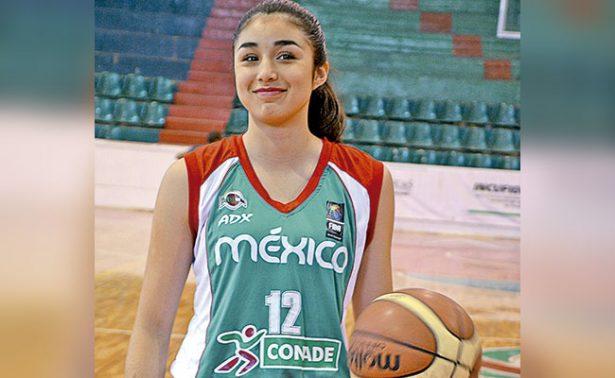 Zacatecana triunfa en el Centrobasket Puerto Rico 2017