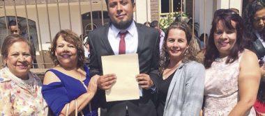Luis Enrique realizó su primera comunión