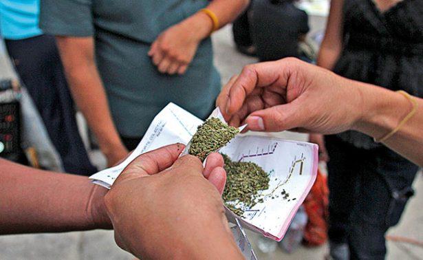 Aumenta entre jóvenes zacatecanos consumo de drogas