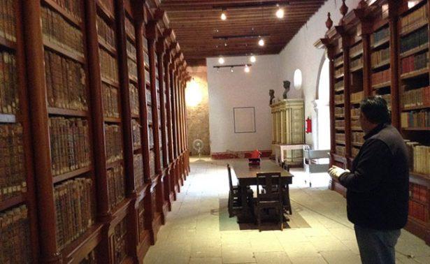 """Biblioteca """"Elías Amador"""": 185 años de historia"""