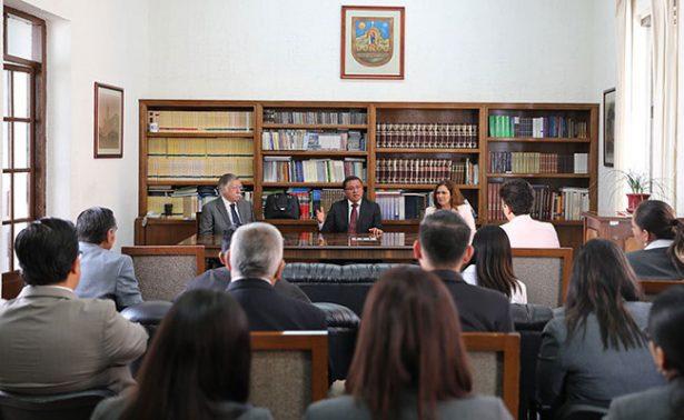 Inicia en Zacatecas el Tribunal de Justicia Administrativa