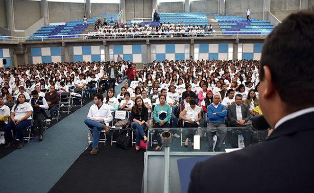 Ingresan mil 250 alumnos a Ciencias de la Salud de la UAZ