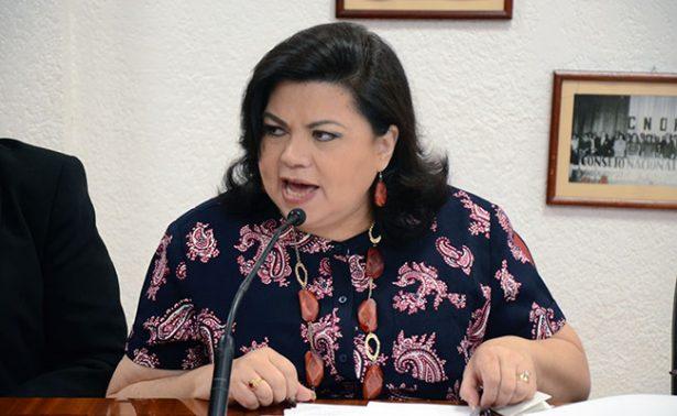 """Legisladora pide declarar """"estado de excepción"""" en Zacatecas"""