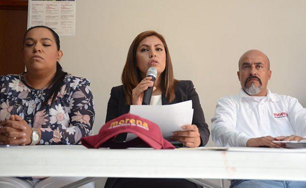 La panista Luz Arcelia Ávalos se va a Morena