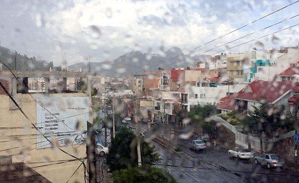Franklin es huracán y provoca lluvias en Zacatecas