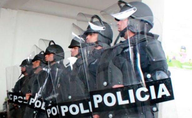 Nueve policías de Zacatecas no pasaron el examen