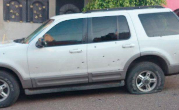 Atacan a balazos a comandante policíaco de Zacatecas; está ileso