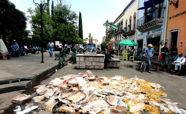 Deficiente el servicio de limpia en Jerez