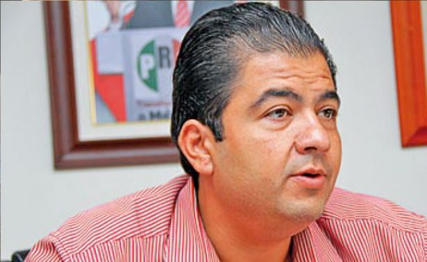 El PRI va por los corruptos, asegura líder en Zacatecas