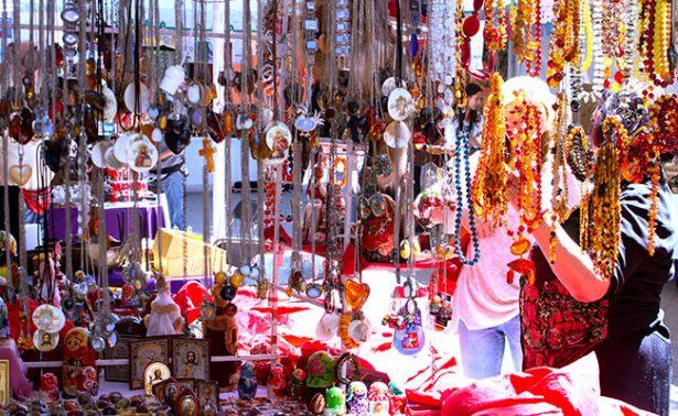 Artesanías chinas saturan Zacatecas