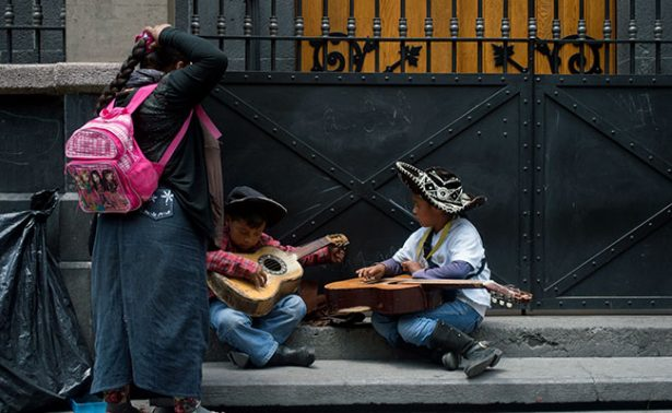 En Zacatecas hay 360 niños que trabajan
