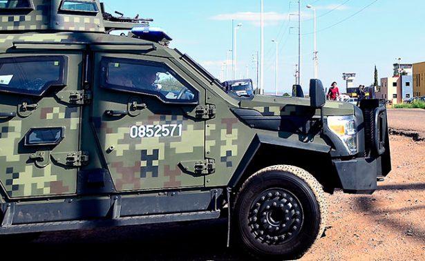 Heridos dos militares en enfrentamiento en Valparaíso